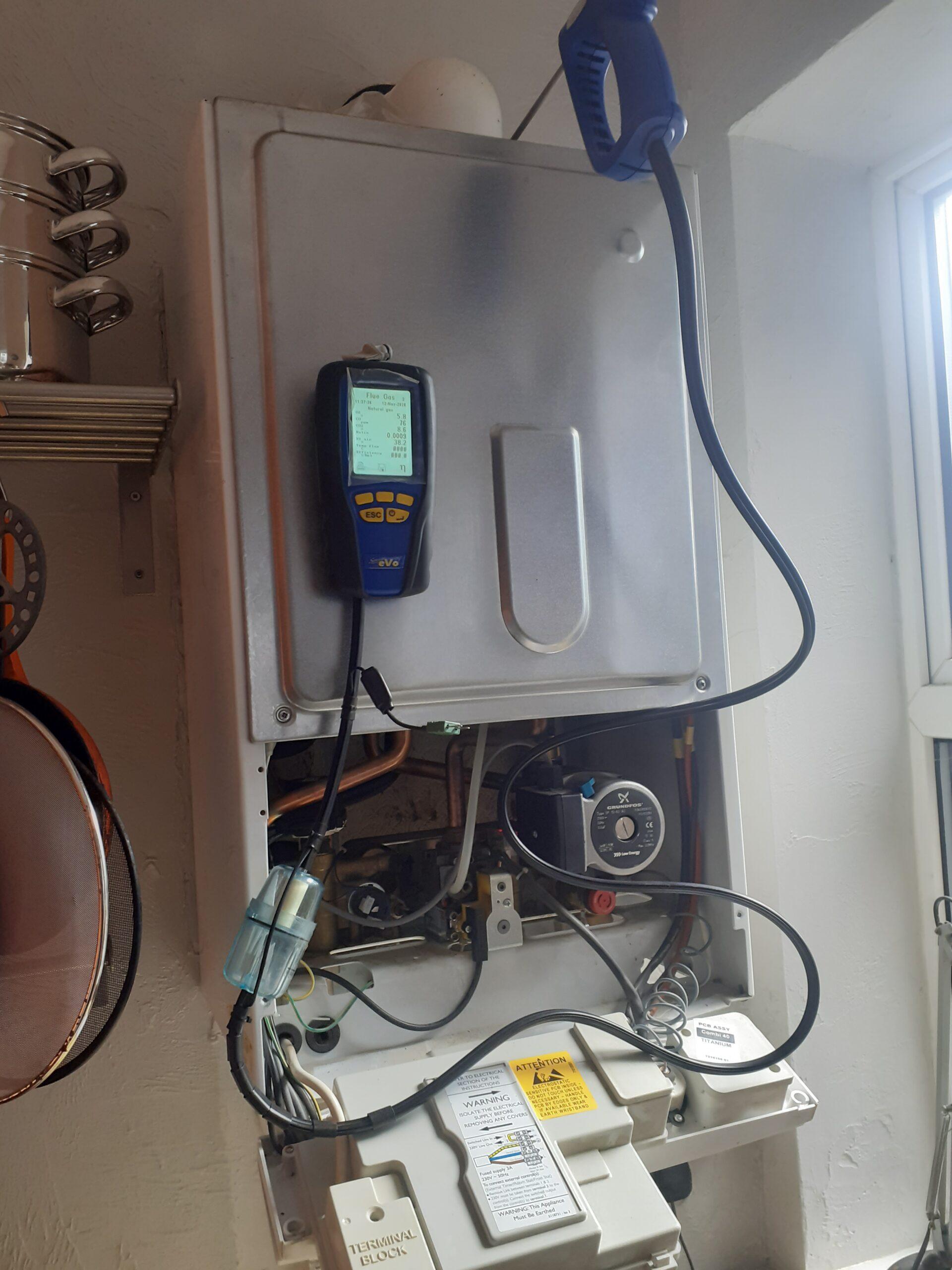 Boiler Service North Tyneside